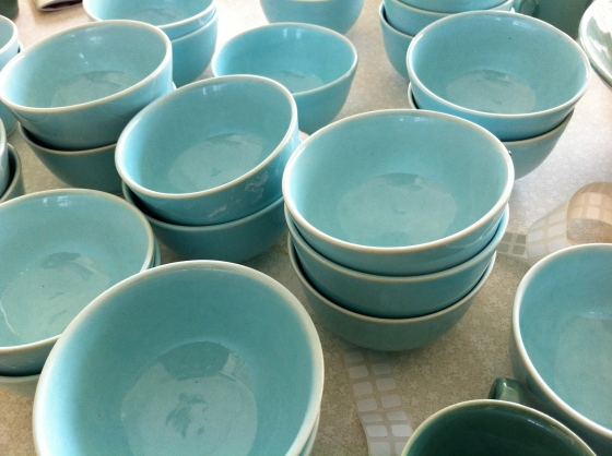 Tessa Gawith ceramics