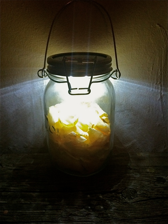 SolarJar by Consol, R120 at Design Indaba Expo